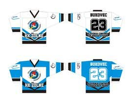 #13 for ice hockey jersey makeover by Maryadipetualang