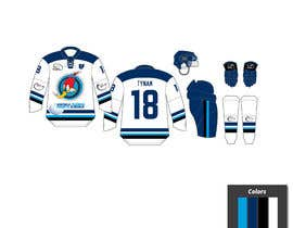 #20 for ice hockey jersey makeover by dima777d