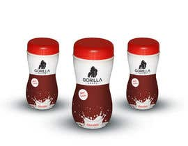 #64 for Design Packaging of Protein Powder New Product line by shohag360
