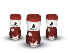 #65 for Design Packaging of Protein Powder New Product line by shohag360