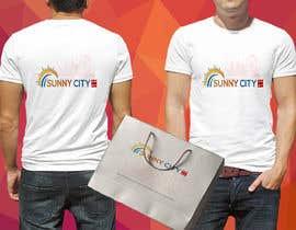 Nro 43 kilpailuun Company T-Shirt and Gift bag design 企业文化衫设计和礼品袋设计 käyttäjältä zaman0212