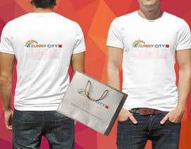 Nro 62 kilpailuun Company T-Shirt and Gift bag design 企业文化衫设计和礼品袋设计 käyttäjältä zaman0212