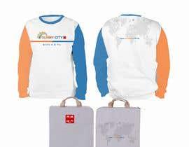 Nro 69 kilpailuun Company T-Shirt and Gift bag design 企业文化衫设计和礼品袋设计 käyttäjältä kewongirf