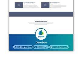 nº 13 pour Design e-Mail Footer with Clickable links par nemethm