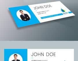 nº 23 pour Design e-Mail Footer with Clickable links par ovizatri