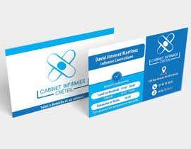 #169 for bussiness card and logo nursing cabinet af denissinanaj
