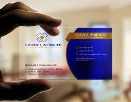#244 for bussiness card and logo nursing cabinet af MDAzimul