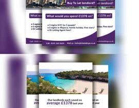#66 para design a flyer- simple and elegant por saifuldic