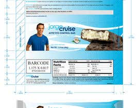 #115 untuk I need you to design the wrapper for our Appetite Control Bar oleh noelia04