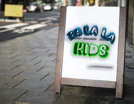 Nro 20 kilpailuun Logo for Children Store käyttäjältä IFRANULLAH