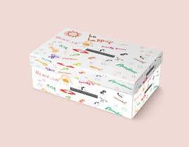 Nro 4 kilpailuun Creat shoe box design käyttäjältä sohidulsojib22