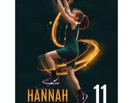 #112 para Sports Basketball Poster por darbarg