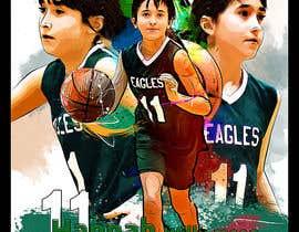 #109 para Sports Basketball Poster por reyesonline