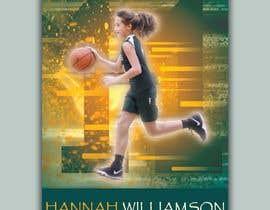 #103 para Sports Basketball Poster por alamin495