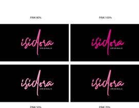 #295 for New Logo for Isidora by zahidkhulna2018