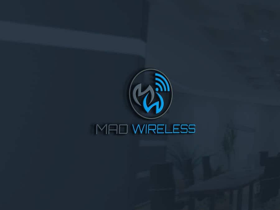 Konkurrenceindlæg #168 for Logo Design for Mad Wireless