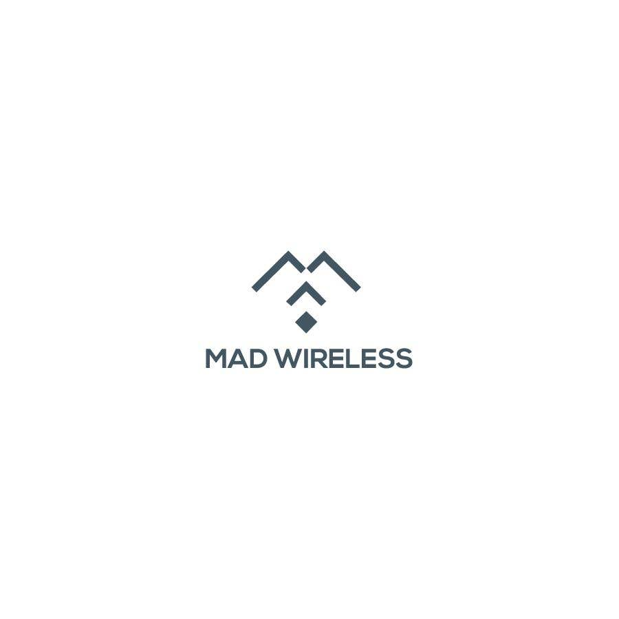 Konkurrenceindlæg #195 for Logo Design for Mad Wireless