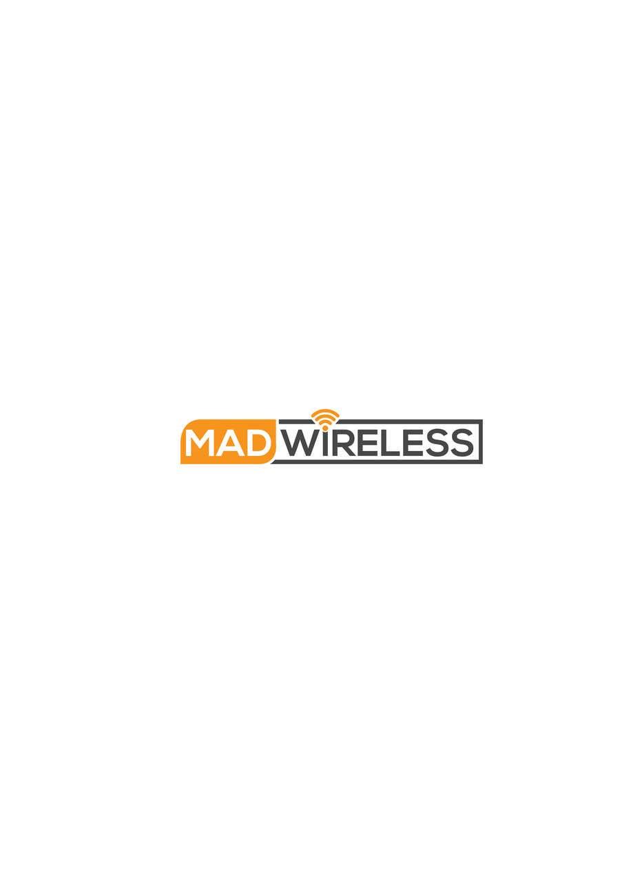 Konkurrenceindlæg #180 for Logo Design for Mad Wireless