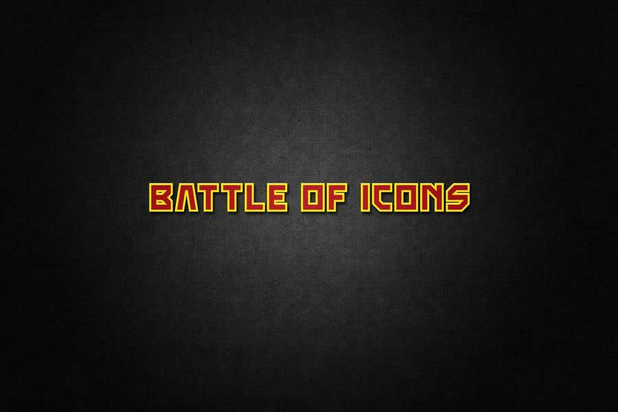 Proposition n°41 du concours Video Game Title Logo + Background for title Logo