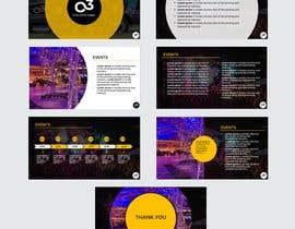 dissha tarafından Create a Powerpoint Template/master based on our brand identity için no 13