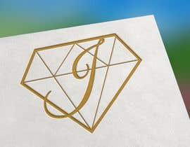 #113 cho Custome Diamond Logo Design bởi MATLAB03