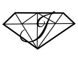 #101 cho Custome Diamond Logo Design bởi firoz567
