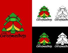 #64 for logo for a charity_ little christmas bugs by Attebasile