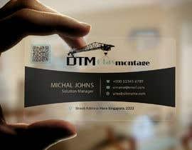pritishsarker tarafından Design Business Card için no 126