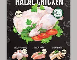 #154 for Create a poster advertising chicken meat af ssandaruwan84