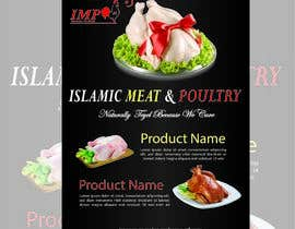 #156 for Create a poster advertising chicken meat af mithun2uhalder
