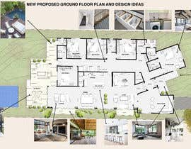 #24 for House redesign (floor plan & basic exterior sketches only) af ArMuhammad