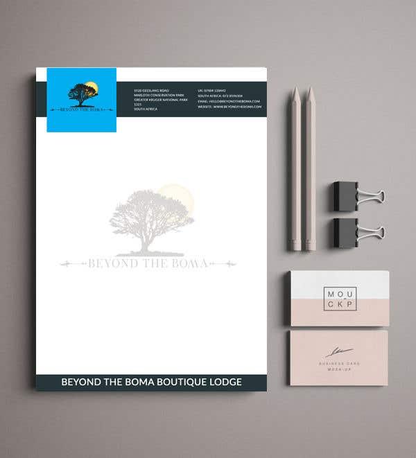 Kilpailutyö #4 kilpailussa Letterhead design