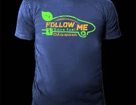 nº 85 pour Create a funny sticker/t-shirt/mug design promoting electric cars par bundhustudio