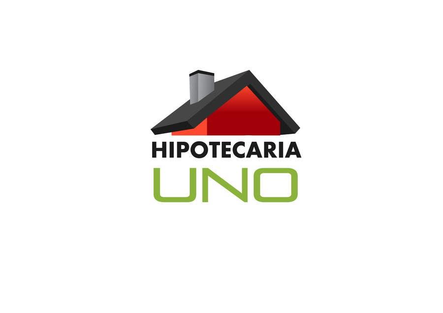 Penyertaan Peraduan #                                        31                                      untuk                                         Logo Design for Hipotecaria Uno