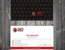 #175 untuk Need a professional and eye-catching business card oleh Uttamkumar01