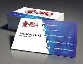 #173 untuk Need a professional and eye-catching business card oleh mizanur00