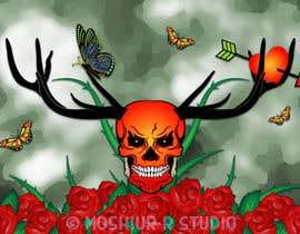 #25 for Skull Skin by Moshiur0101