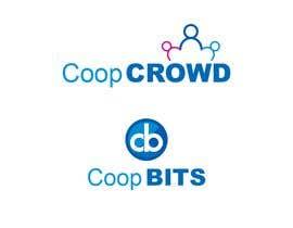 #69 untuk Coop Crowd & Coop Bits Logo Design oleh tanmoy4488