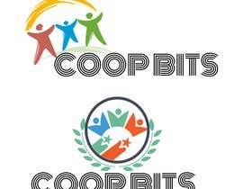#62 untuk Coop Crowd & Coop Bits Logo Design oleh Aftabk710
