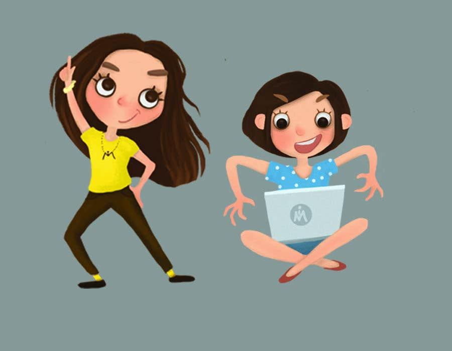 Inscrição nº 20 do Concurso para Make Caricatures of the Freelancer Mobile Team