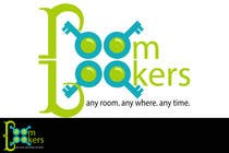 Logo Design for www.roombookers.com.au için Graphic Design123 No.lu Yarışma Girdisi