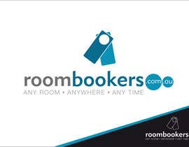 #80 สำหรับ Logo Design for www.roombookers.com.au โดย Grupof5