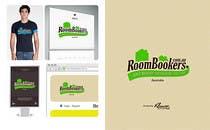 Logo Design for www.roombookers.com.au için Graphic Design239 No.lu Yarışma Girdisi