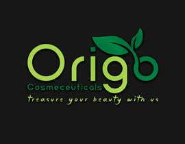 """Nro 33 kilpailuun Build me a logo- Origo Cosmeceuticals Pvt. Ltd. """"Treasure your beauty with us"""" käyttäjältä mehadi777"""