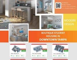 #105 para Develop Student Housing Marketing Flyer/Poster por tariqursl