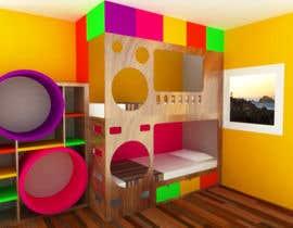 #19 pentru Design a cool bed for my two boys (5 and 2). de către Feksy88
