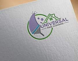 Nro 41 kilpailuun Design a Logo - Universal Maid Cleaning käyttäjältä freedomnazjom15