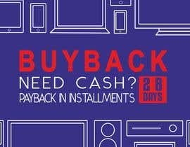 #7 untuk Buy Back Concept: 2 Poster Creation oleh toriemmanuele