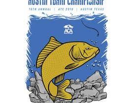 #128 for Design a Logo for a Carp Fishing Tournament III af rafidfatkhu
