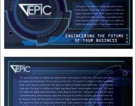 #40 for The Face of VEPIC (brochure graphic design) af vidhikejriwal